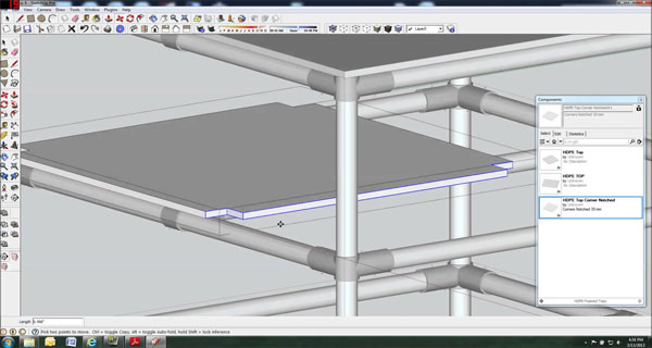 Sketchup BIM Library - Download Free Sketchup Objects - Modlar