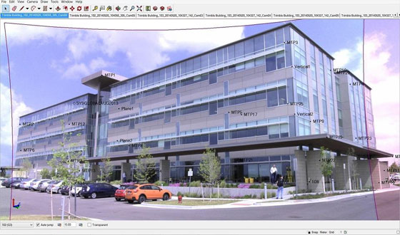 Trimble Business Center version 3.40 compatible with Sketchup Pro