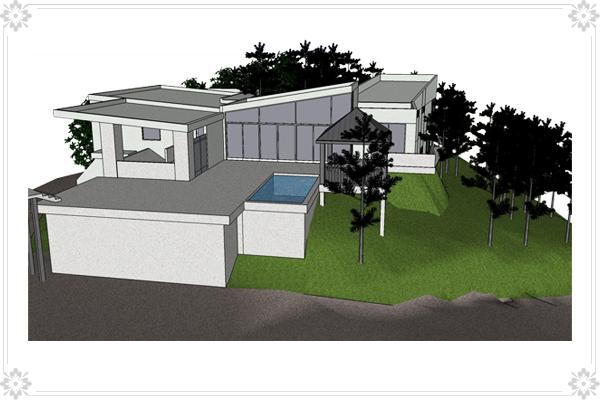 Landscape architecture design using sketchup for Garden design in 3d using sketchup