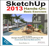 sketchup 2013 hands basic