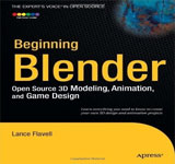 Open Source 3D Modeling, Animation, and Game Design