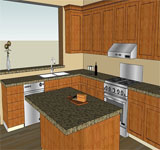 Kitchen Bath Interior Design Case Studies