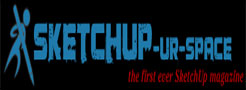 sketechup ur space