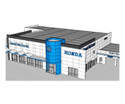 Honda Auto Dealership