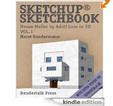 SketchUp Sketchbook Vol 1