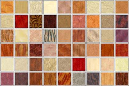 Sketchup Materials Wood