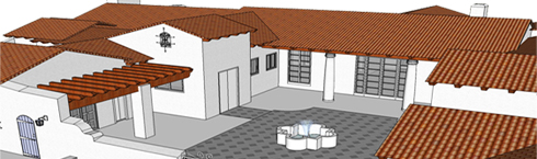 sketchup construction