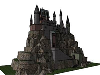 3D Hauted Castle