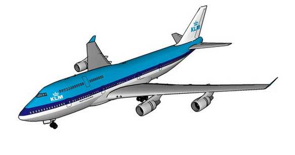 KLM Royal Dutch Airlines Boeing