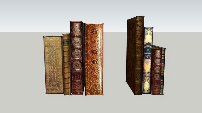 Leather Bound Book series