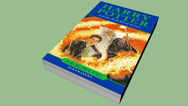 Harry-Potter Book