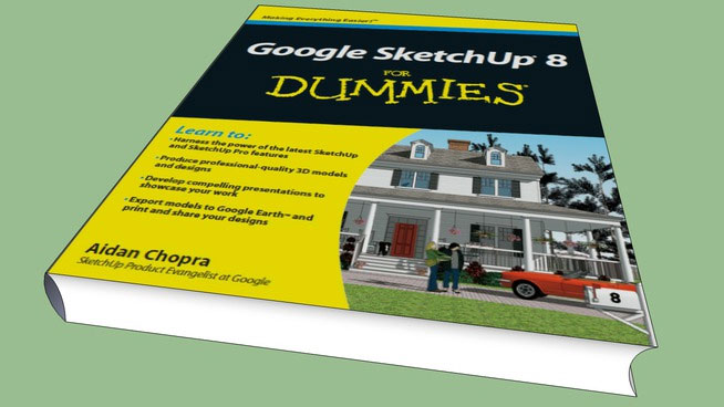 Book sketchup for dummies