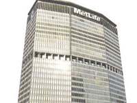 Metlife Building Skyline