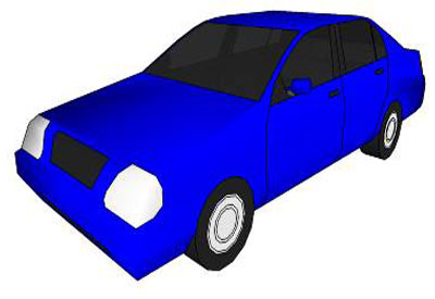 sketchup components 3d warehouse Cars: Dynamic Car