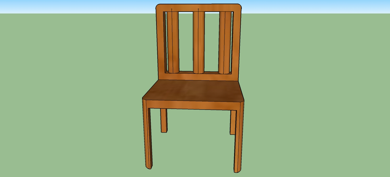 Sketchup Components 3d Warehouse Chair
