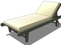 Cyshion lounge chair