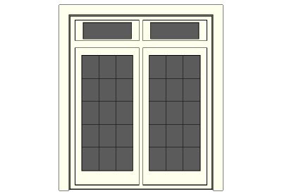 French Glass Door Download Google SketchUp 5 ...  sc 1 st  Sketchup4architect.com & SketchUp Components 3D Warehouse - Door
