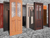 Doors in SketchUp