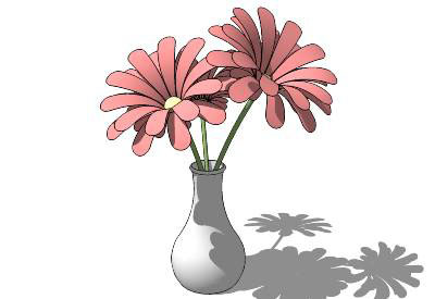 Drawing Flowers In Sketchup - Flowers Healthy