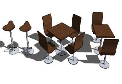 Sketchup components 3d warehouse furniture mobiliario for Outdoor furniture 3d warehouse
