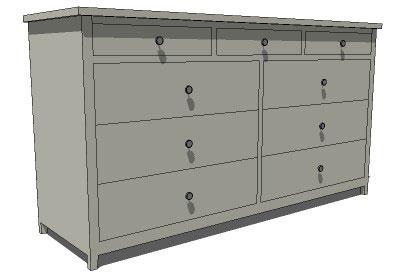 Sketchup components 3d warehouse furniture series a 9 for Outdoor furniture 3d warehouse