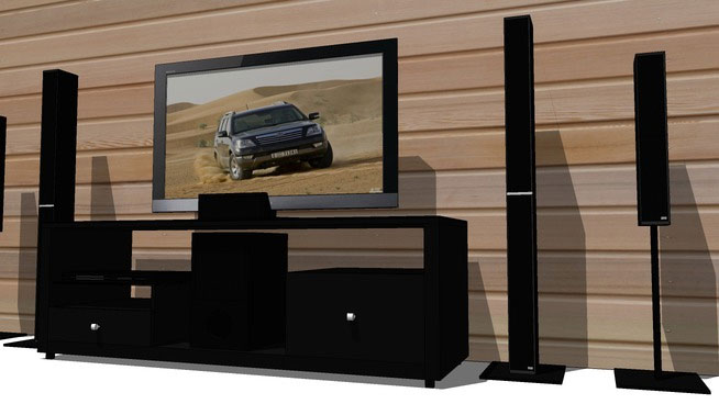 Lcd Sony Home theater