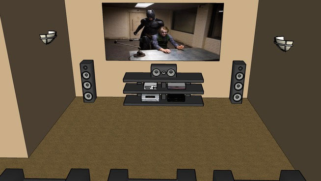 Nice home theater