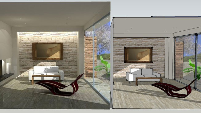 sketchup living room sketchup components 3d warehouse living room by helena michel 11493