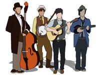 Mumford and Sons Musicians
