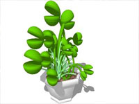 SketchUp Components 3D Warehouse - Plants