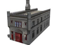 Fire Station of Old Chicago