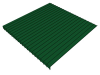 3D Standing Seam Roofing