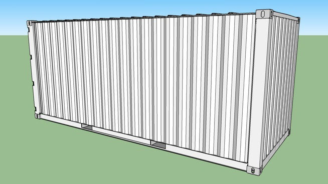 Sketchup components 3d warehouse shipping container for Outdoor furniture 3d warehouse