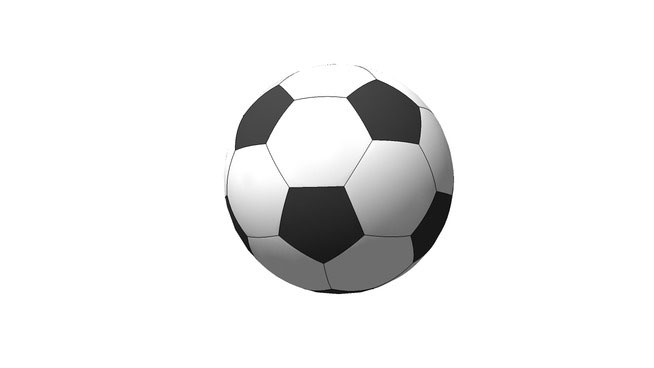 True Soccer Ball