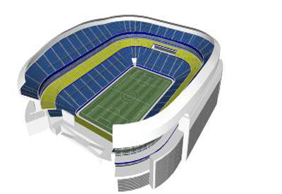 3d stadium design widescreen - photo #24