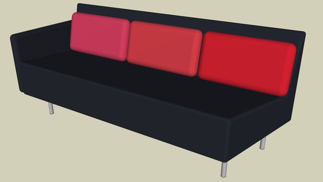 3dwarehouse sofa
