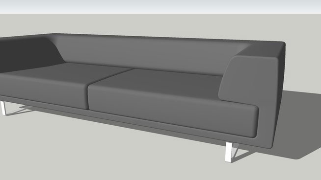 SketchUp Components 3D Warehouse - Sofa | 3D Sofa component