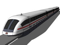 Maglev High Speed Tain