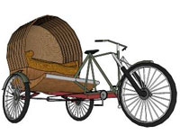 Tri-cycle Vechicle Transport