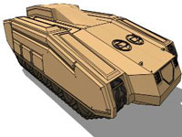 Troop Transport Tank