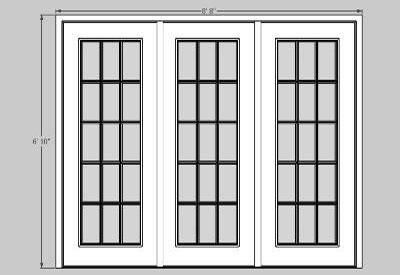Sketchup components 3d warehouse window custom windows for Door 3d warehouse