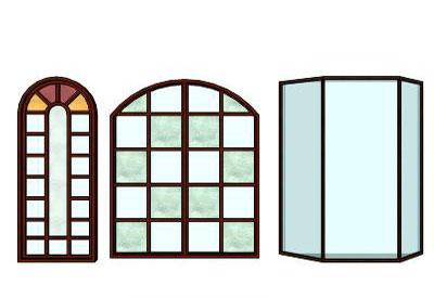 sketchup components 3d warehouse Window: Window Set