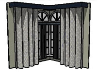 Corner Windows in SketchUp