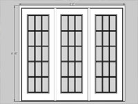 Custom Windows in SketchUp