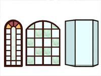 Window Set in SketchUp